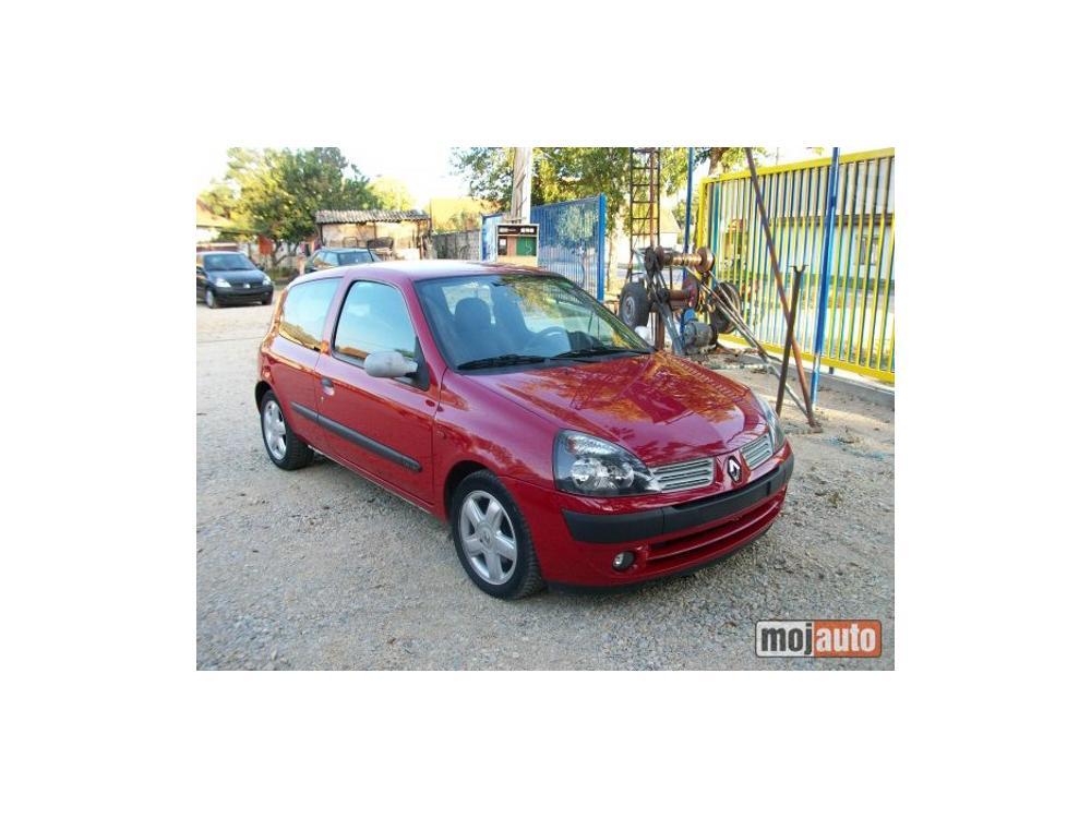 Prodám Renault Clio 1.4 16v