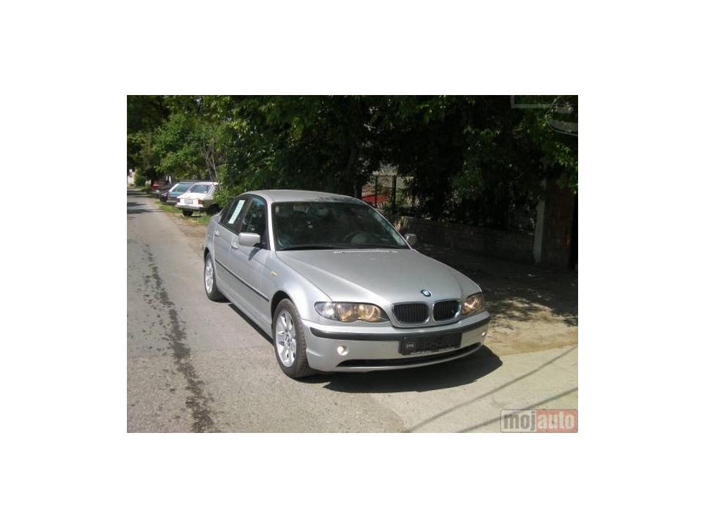Prodám BMW 320