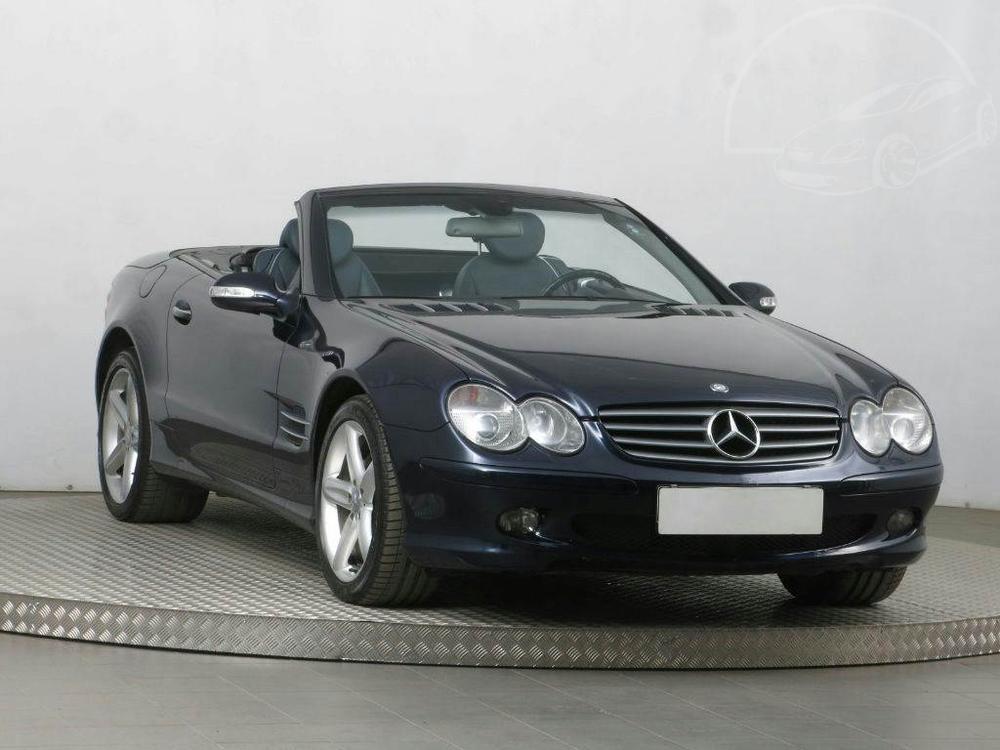 Prodám Mercedes-Benz SL 500 500