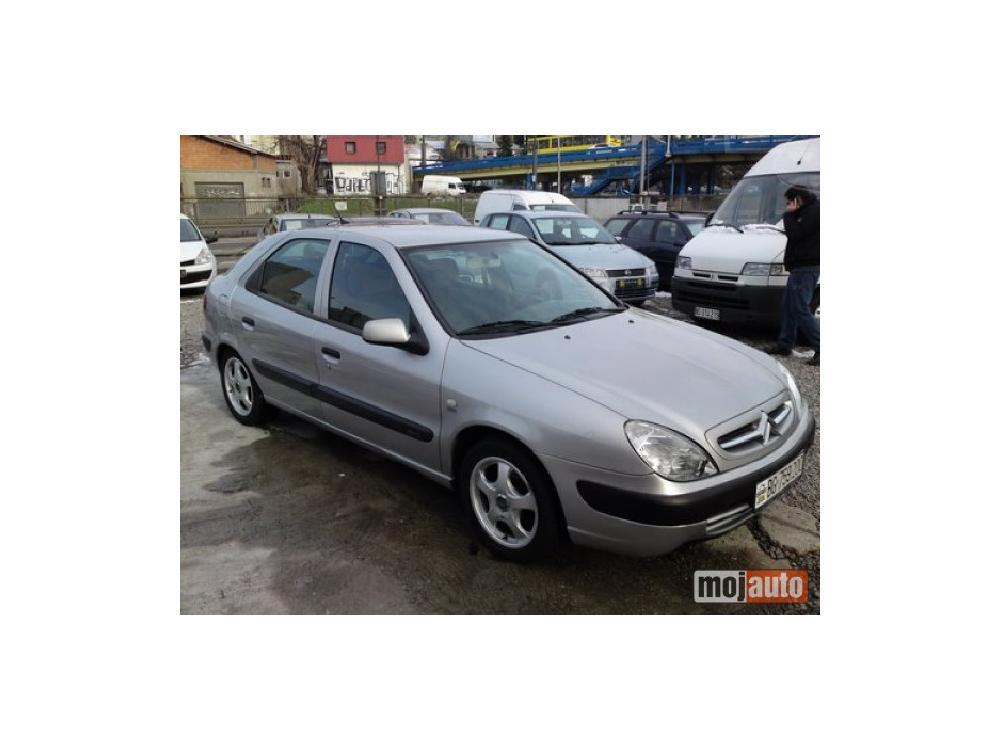 Prodám Citroën Xsara 1.6 16v SX