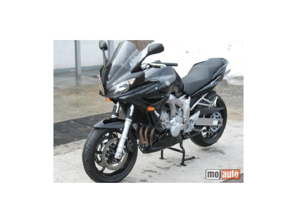 Prodám Yamaha Fazer
