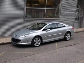 Peugeot 407 Coupé 2.7 HDI V6 Tiptr. Tecno Xenon