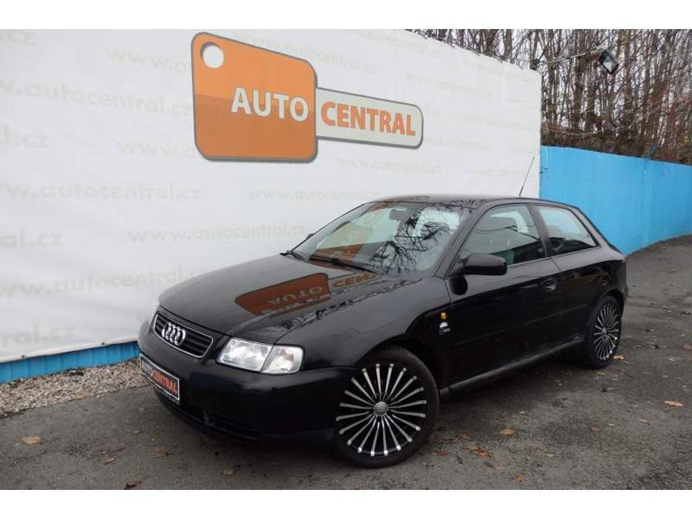 Prodám Audi A3 1.6i 74kW,klima