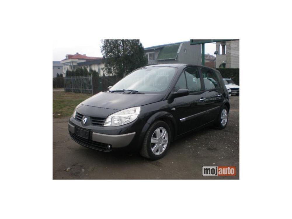 Prodám Renault Scenic 1.9 DCI