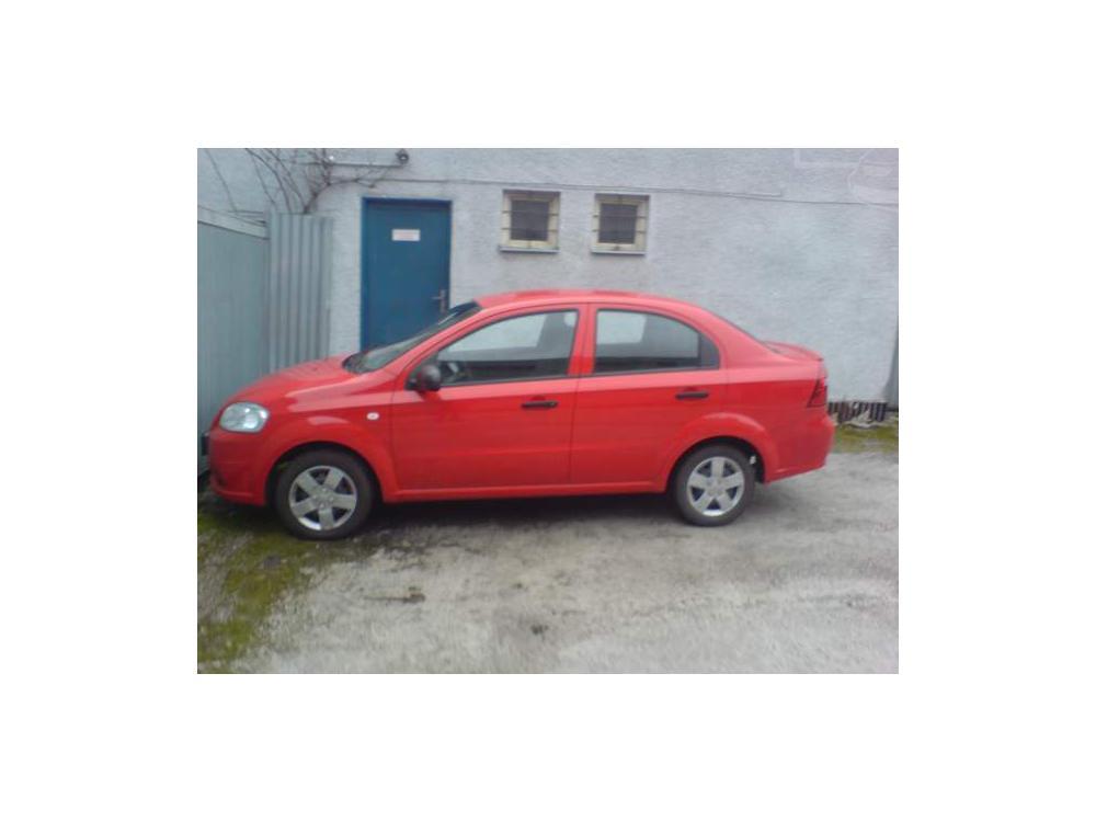 Prodám Chevrolet Aveo 1,2 8V