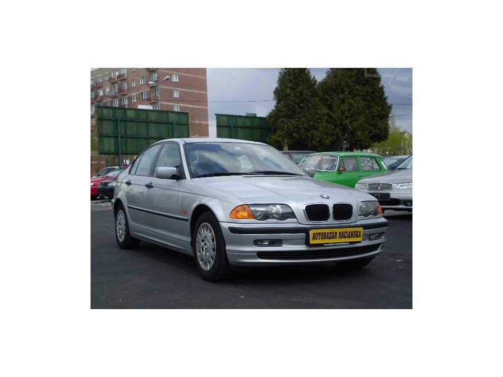Prodám BMW 316 i