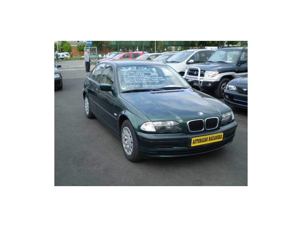 Prodám BMW 318 i