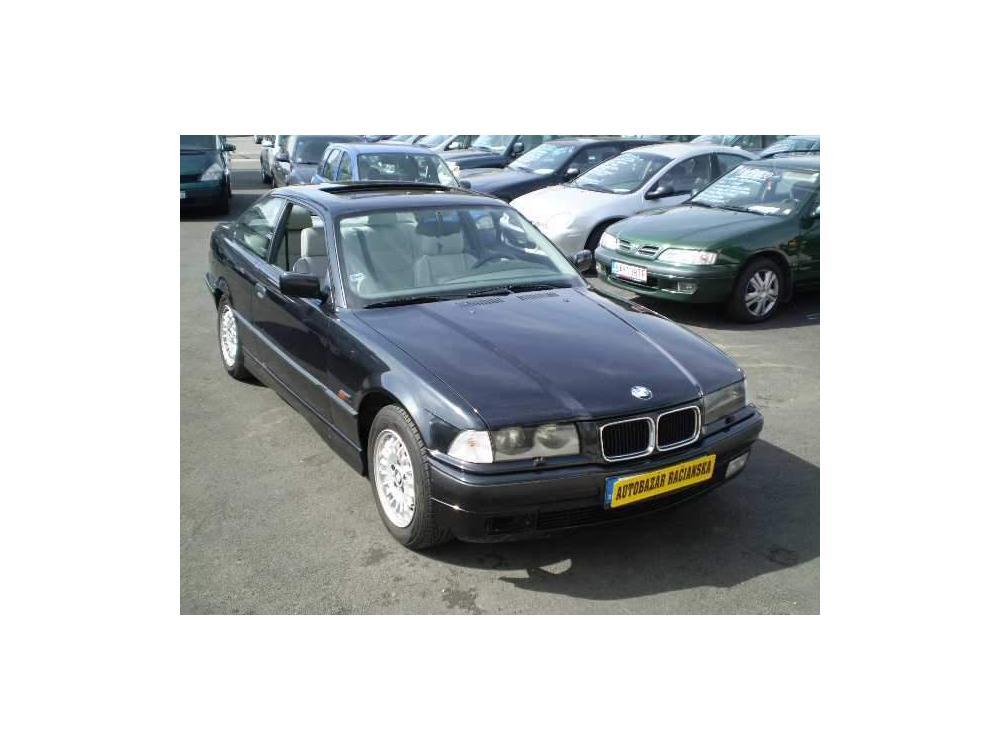 Prodám BMW 323 i Coupé