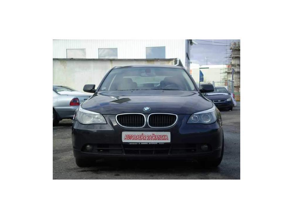 Prodám BMW 530 d