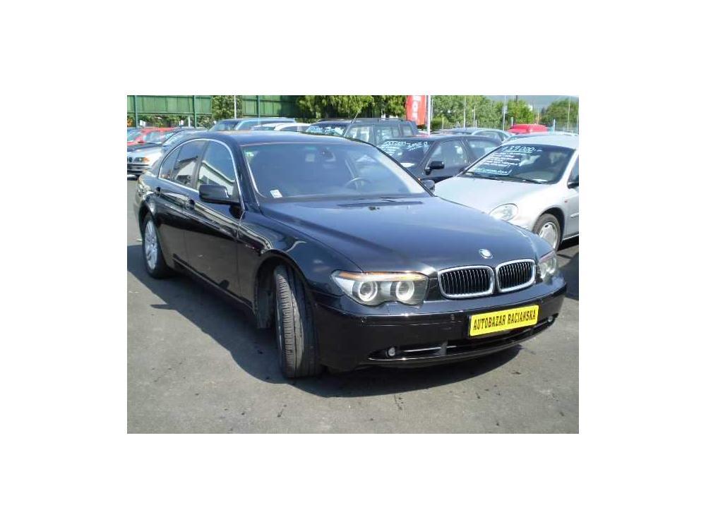 Prodám BMW 730 d