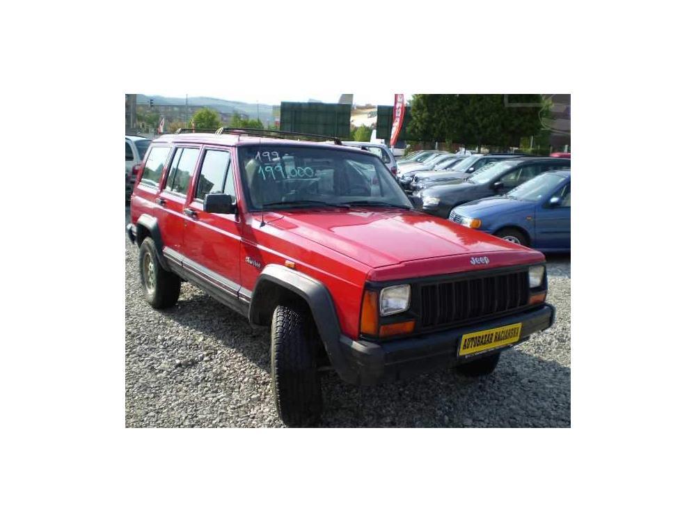Prodám Jeep Cherokee 2.5 TD
