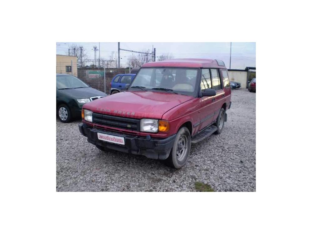 Prodám Land Rover Discovery 2.5 Tdi