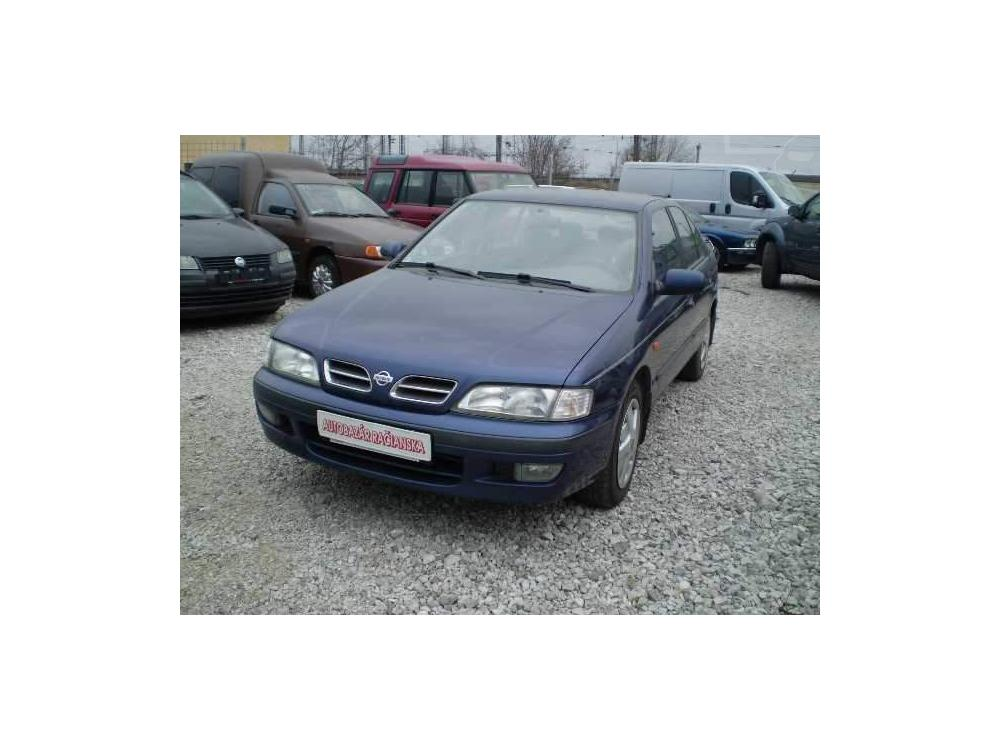 Prodám Nissan Primera 1.6 SLX