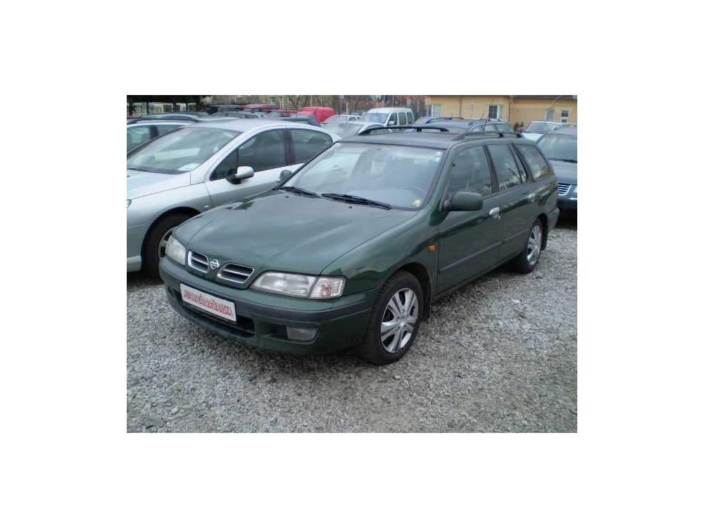 Prodám Nissan Primera Wagon 1.6 GX