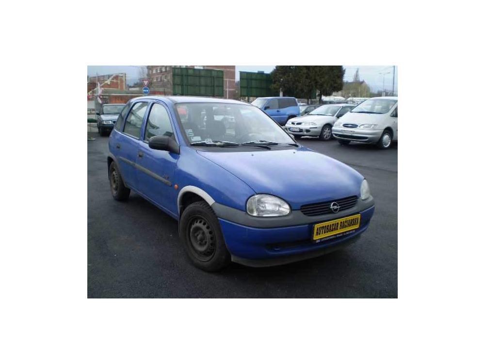 Prodám Opel Corsa 1.4i Family