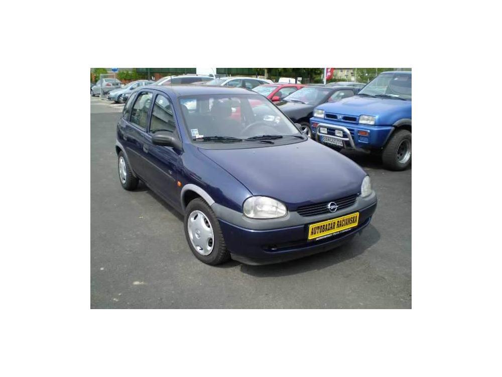 Prodám Opel Corsa 1.7 D Family