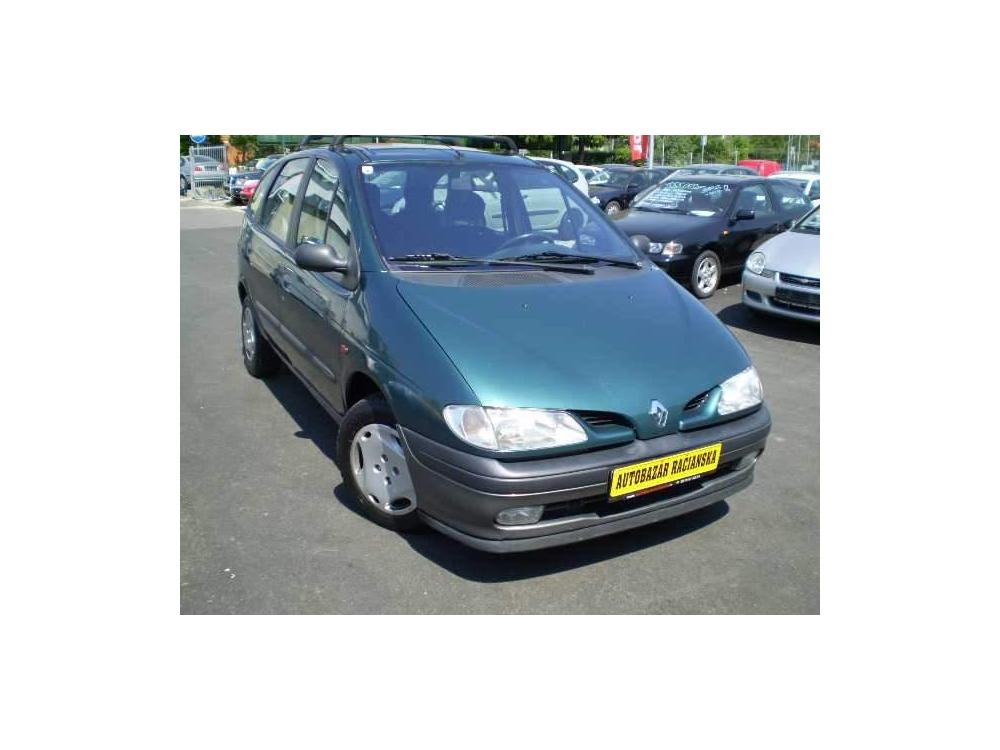 Prodám Renault Scenic 1.9 dTi RXE