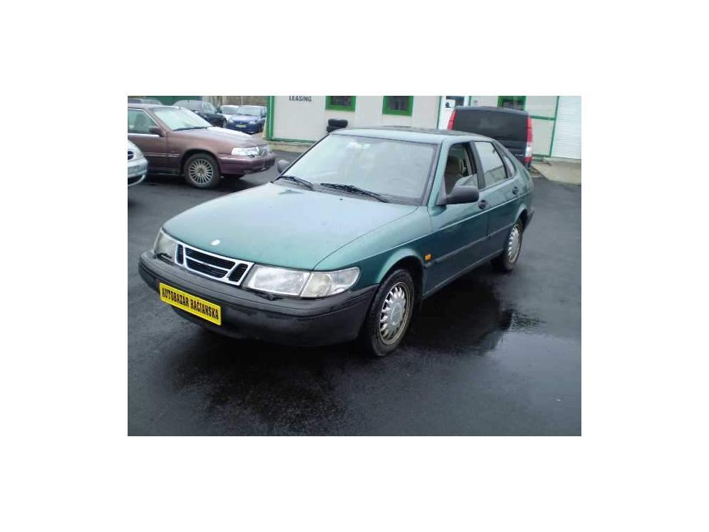 Prodám Saab 900 2.0i S
