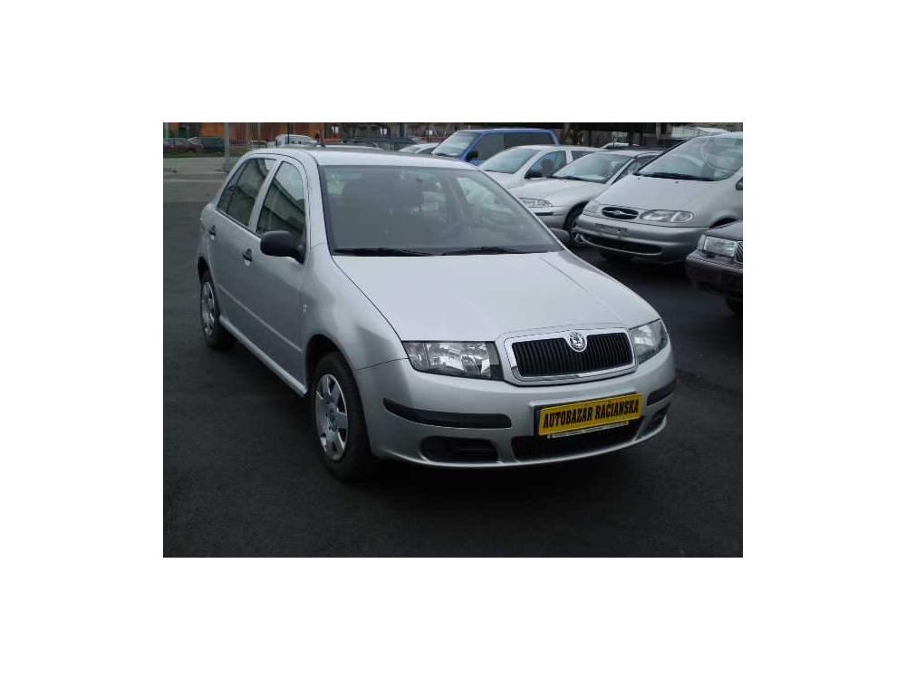 Prodám Škoda Fabia 1.2 12V Classic