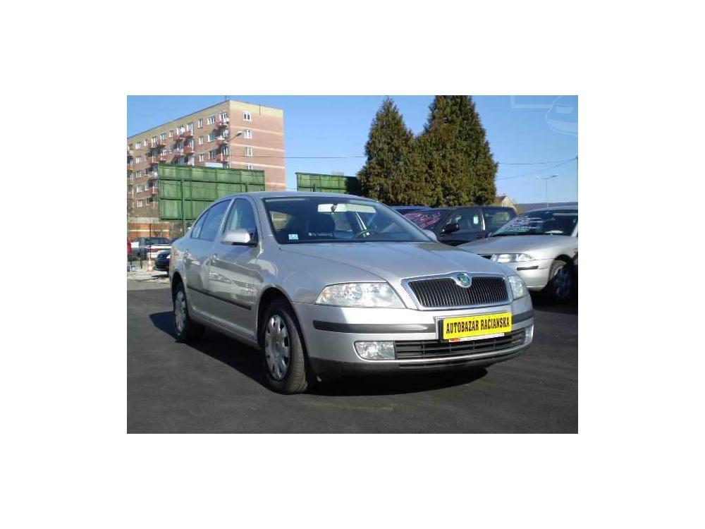 Prodám Škoda Octavia 1.9 TDI Classic