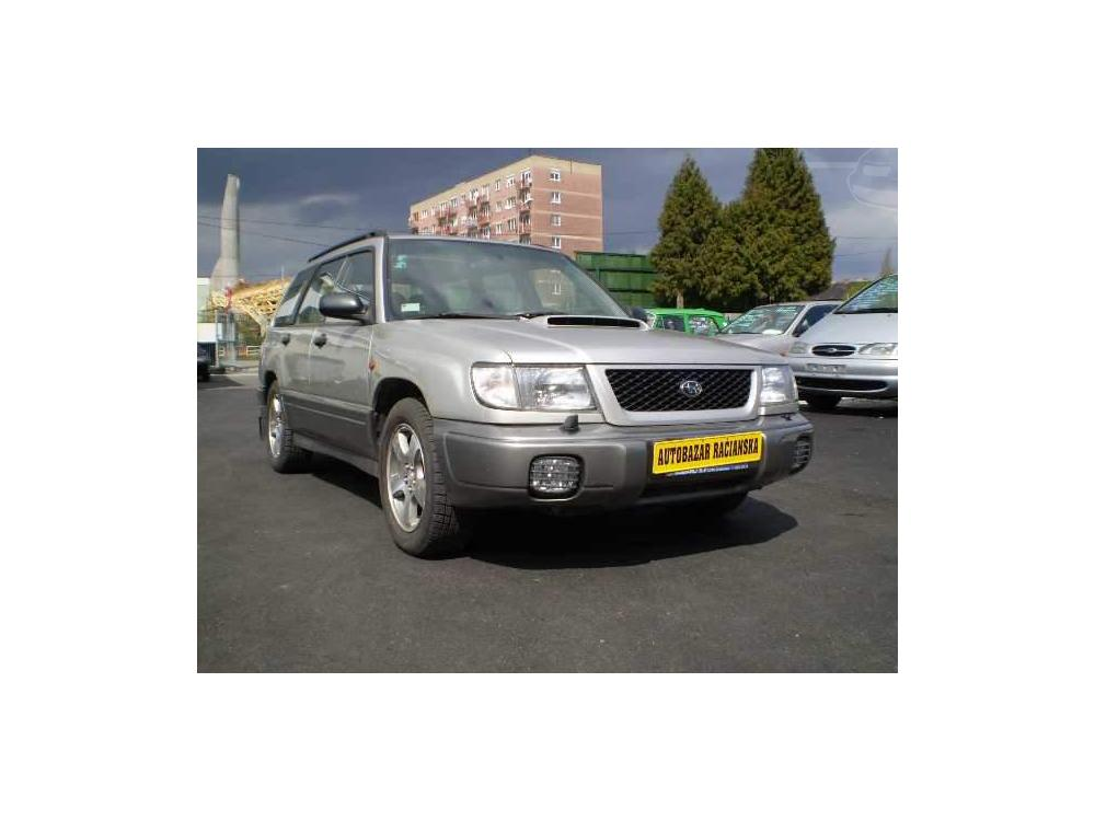 Prodám Subaru Forester 2.0
