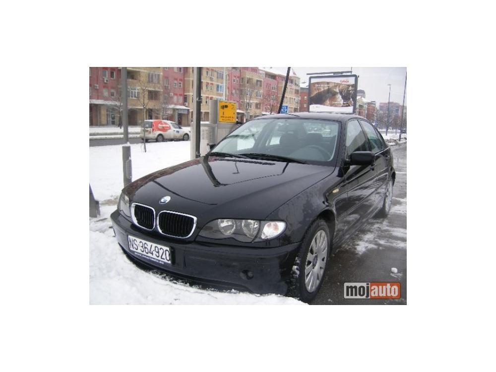 Prod�m BMW 320 AUTOMATIK REST.