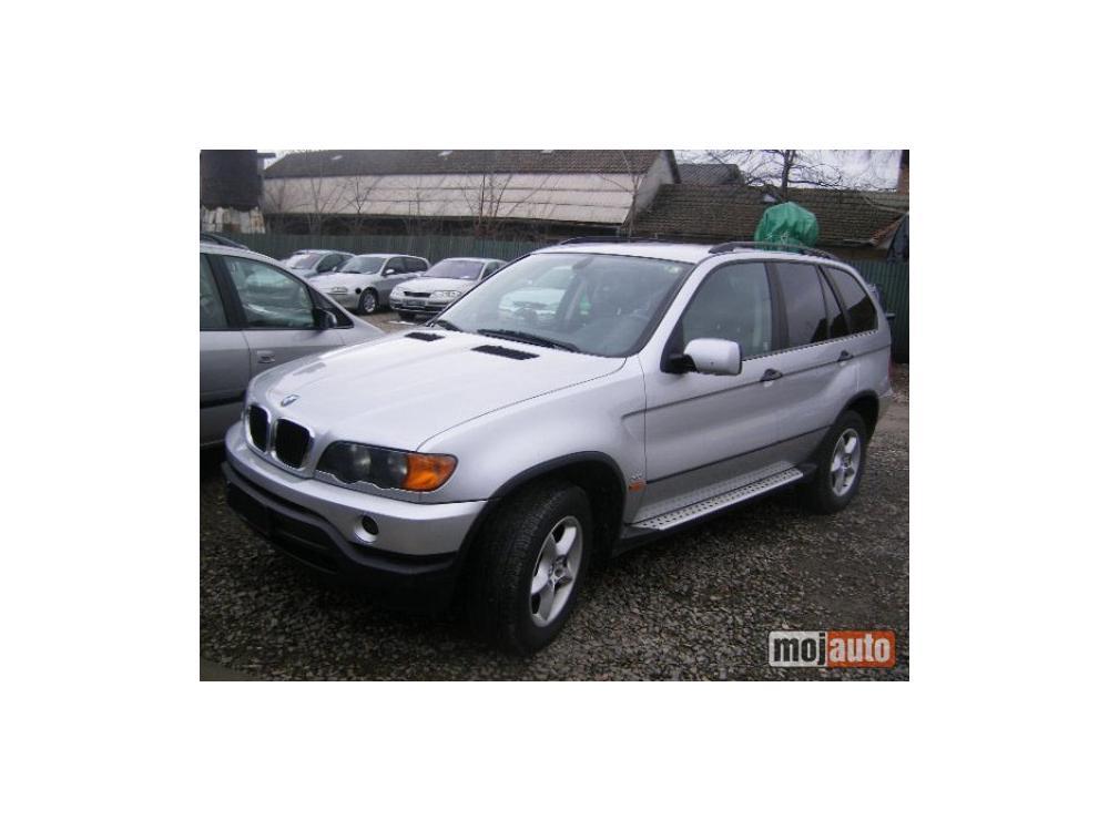 Prodám BMW X5 3.0 benzinac