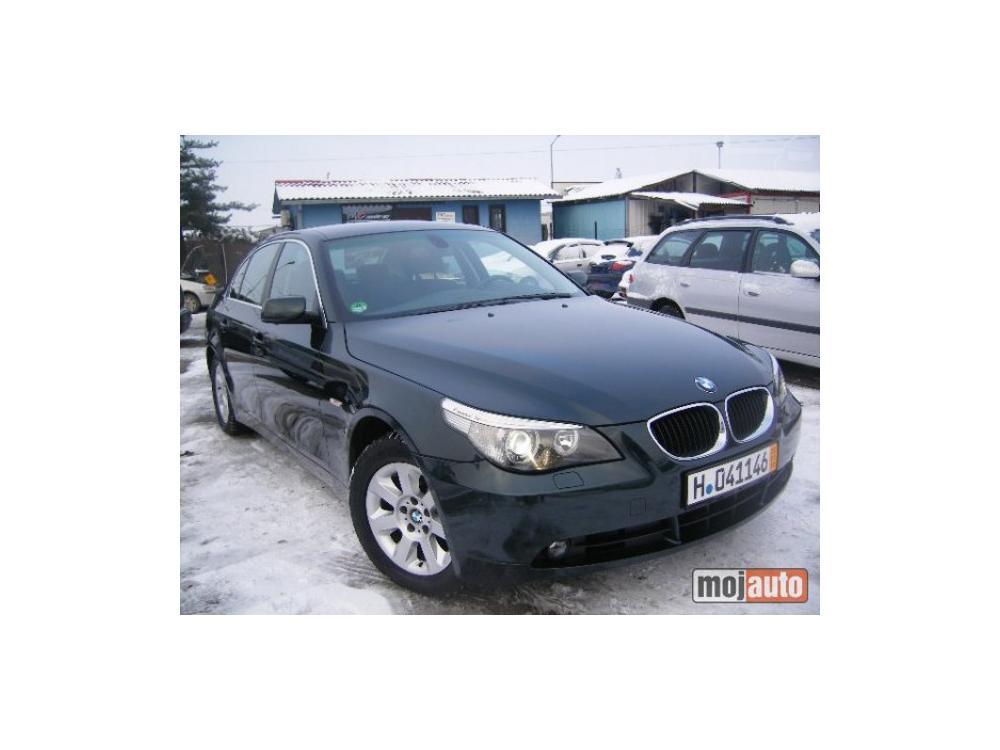Prodám BMW 520 FUL NA IME NOV!