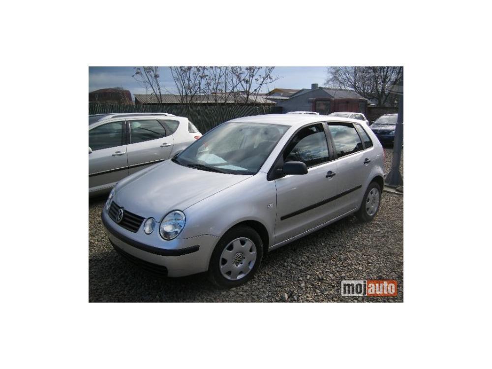 Prodám Volkswagen Polo 1.2 POVOLJNO!!!