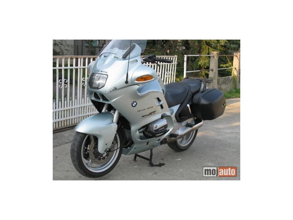 Prodám BMW R 1100 RT