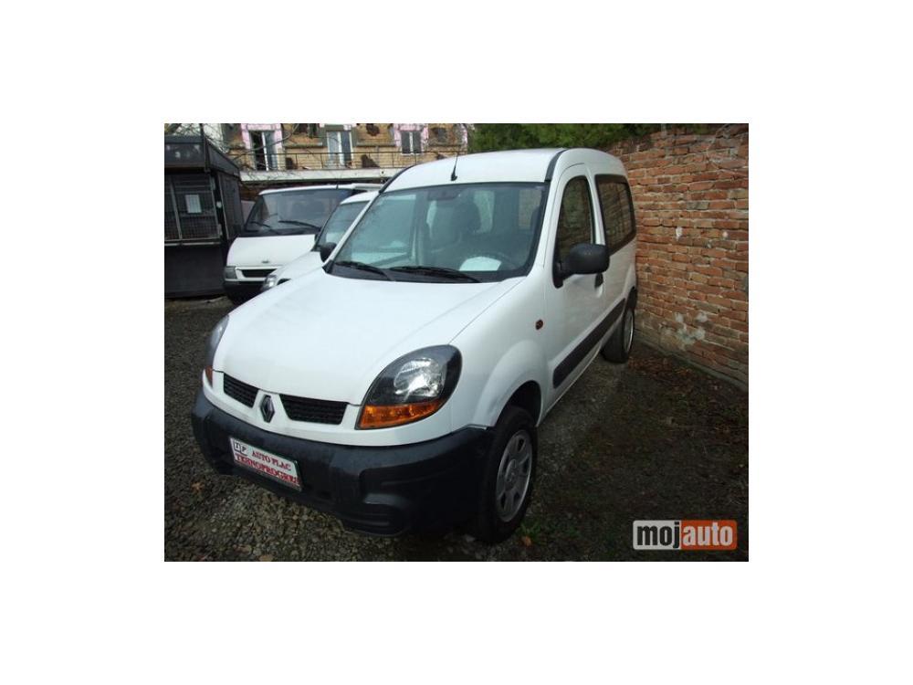 Prodám Renault Kangoo 1.9 dci  4 x 4