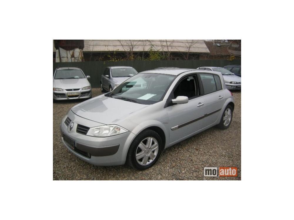 Prodám Renault Megane 1.6 16V PLIN