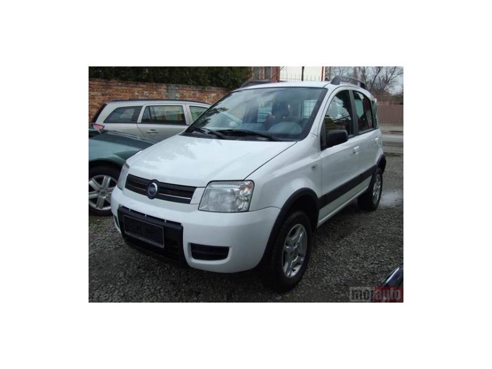 Prodám Fiat Panda