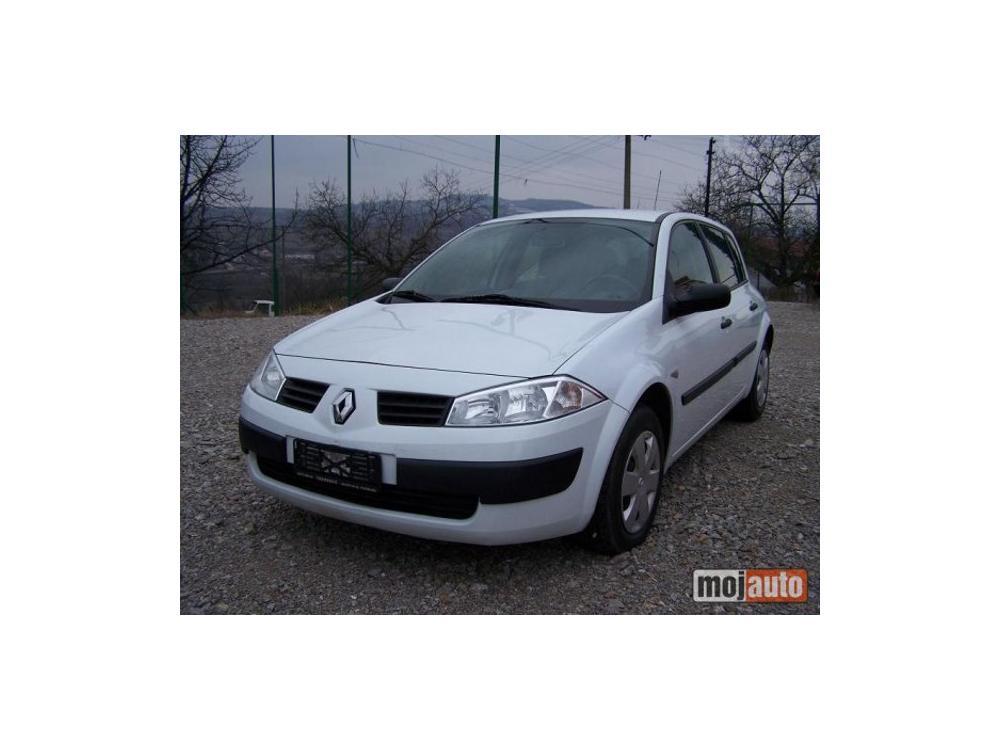 Prodám Renault Megane 1,5dci