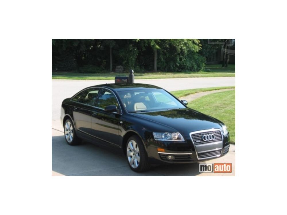 Prodám Audi A6 2.0 TDI