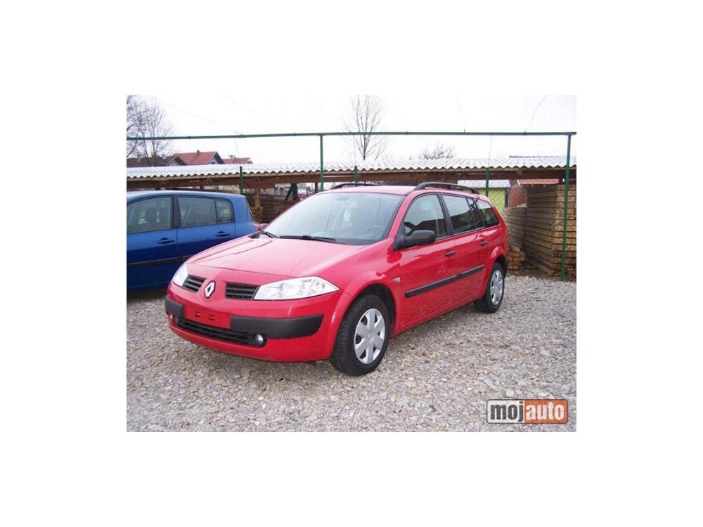 Prodám Renault Megane 1,5dci CONFORT