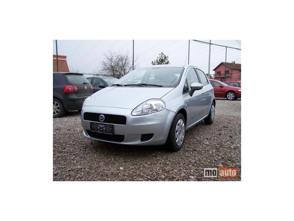 Prodám Fiat Grande Punto 1,3mjt