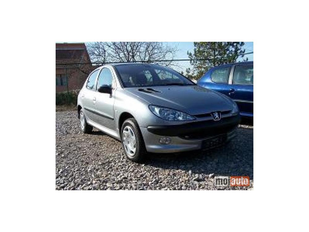 Prodám Peugeot 206 1,4hdi