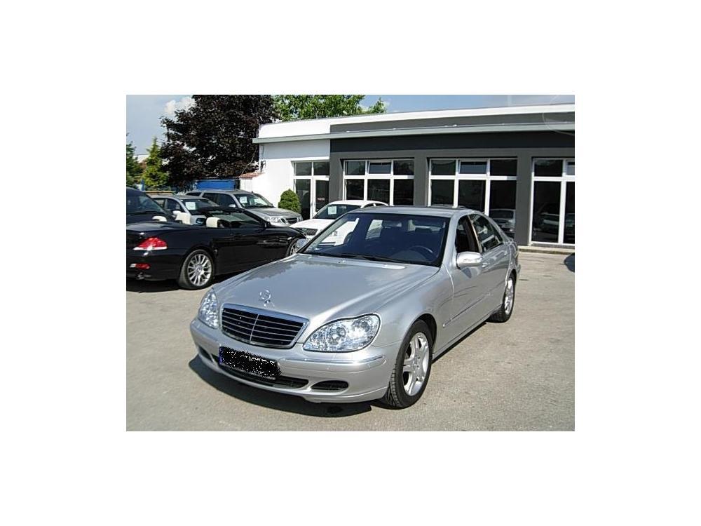 Prodám Mercedes-Benz S 400 CDI