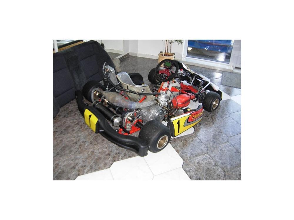 Prodám ABB XXXXXXXX MOTOKÁRA MARANELLO RS 7