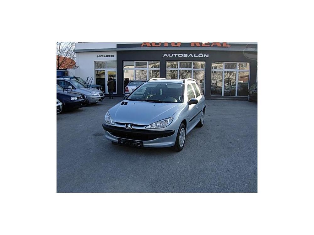 Prodám Peugeot 206 SW 1,4