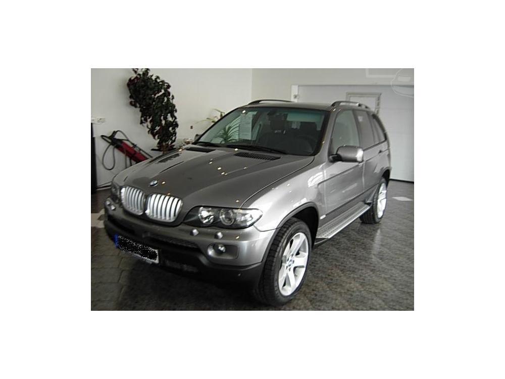 Prodám BMW X5 3,0d