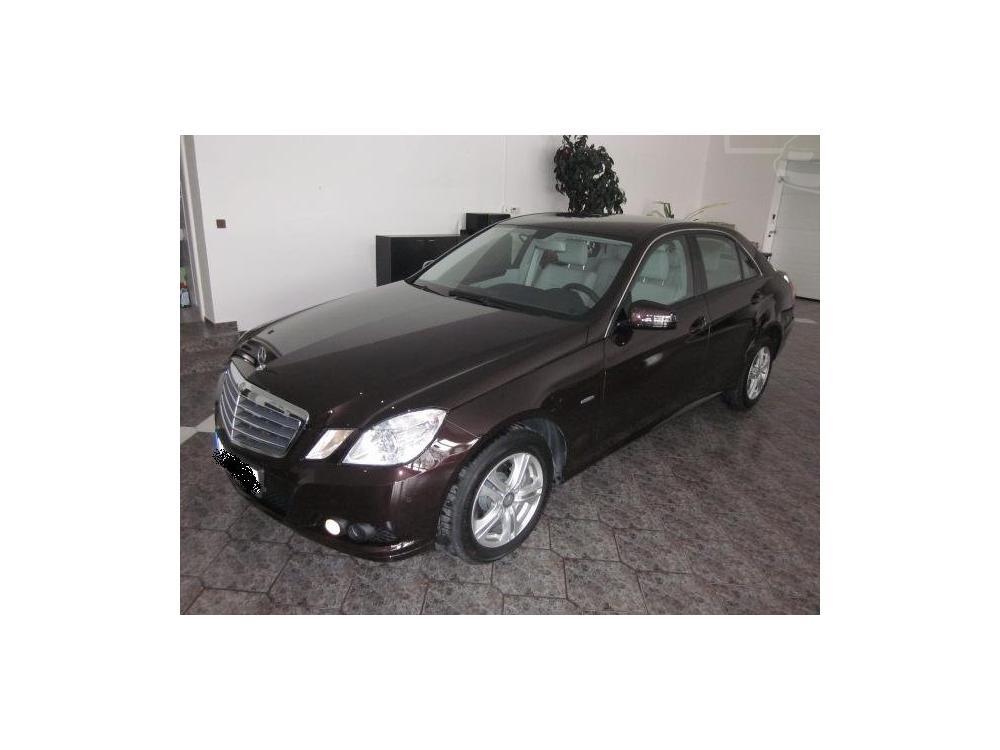 Prodám Mercedes-Benz E 220 CDI