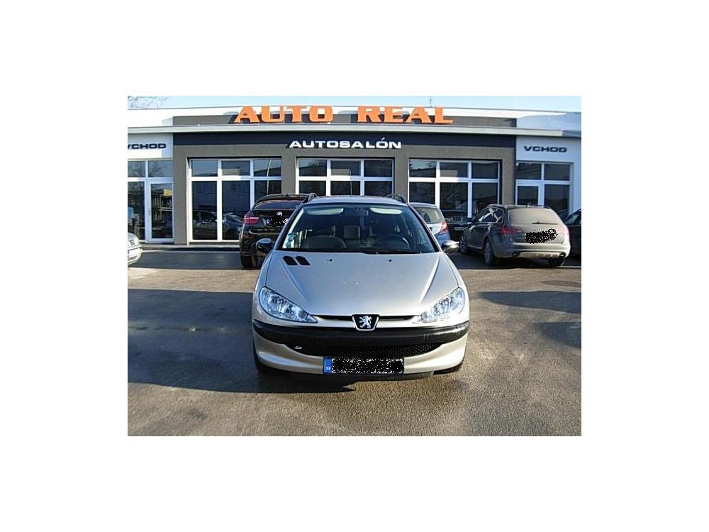 Prodám Peugeot 206 SW 1,4 HDI