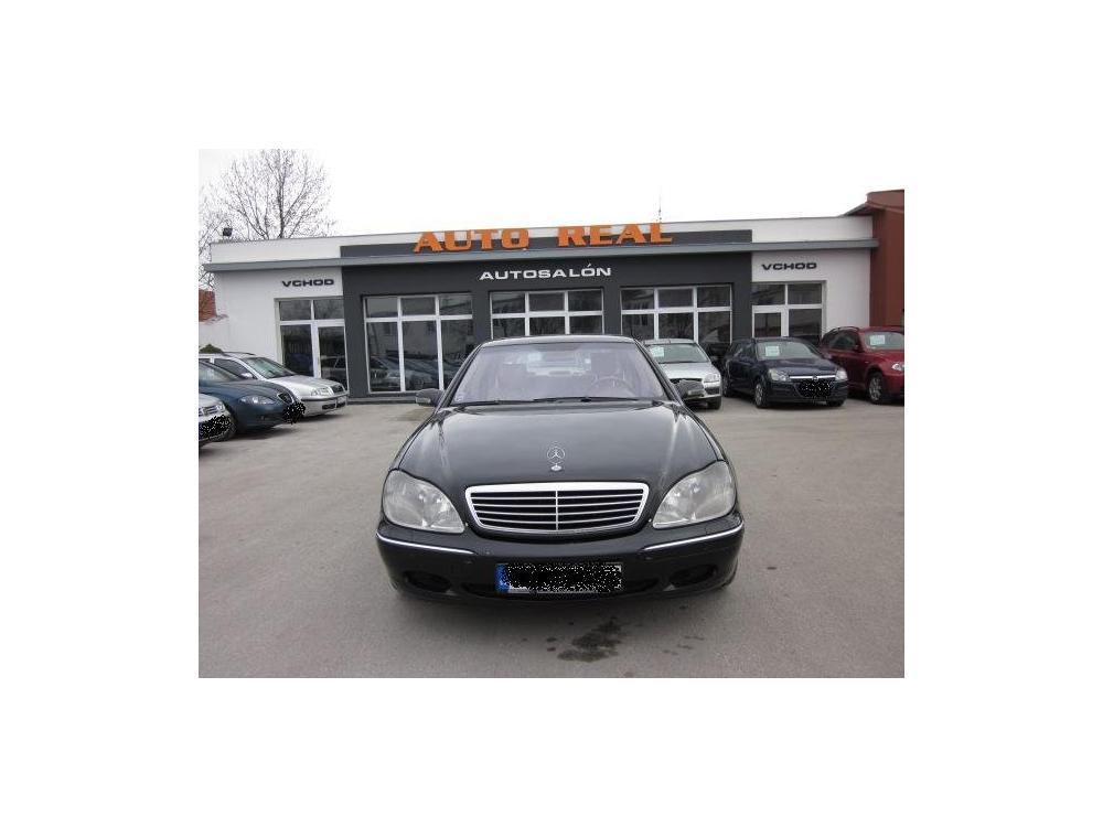 Prodám Mercedes-Benz S 500
