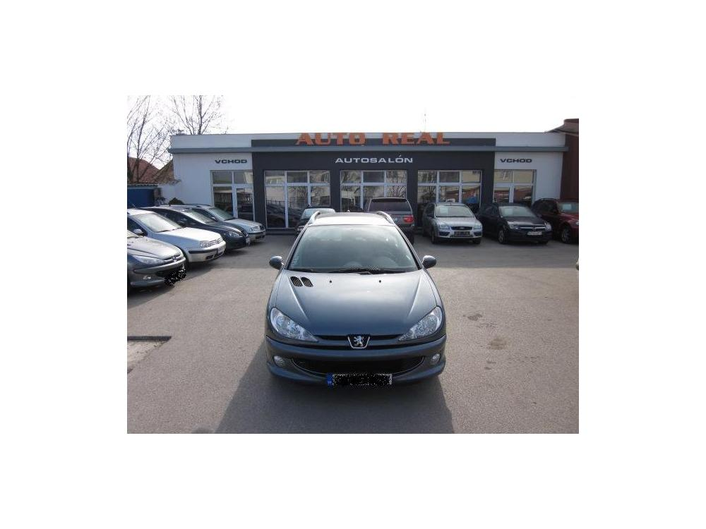 Prodám Peugeot 206 SW 1,4 HDI