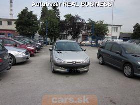Predaj Peugeot 206 1,4 HDI