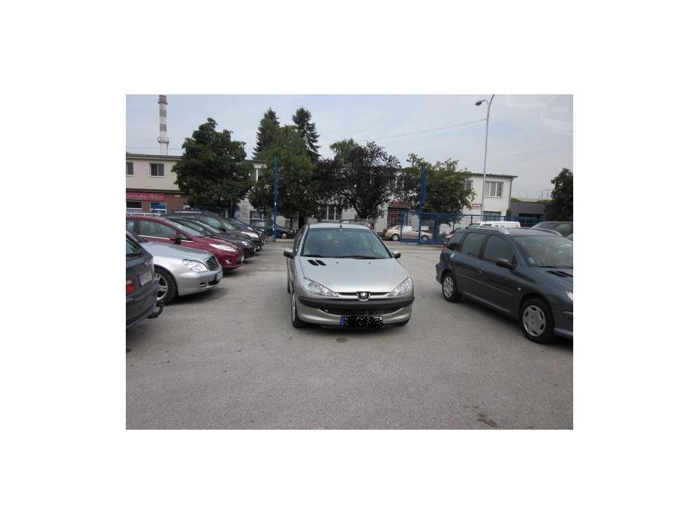 Prodám Peugeot 206 1,4 HDI