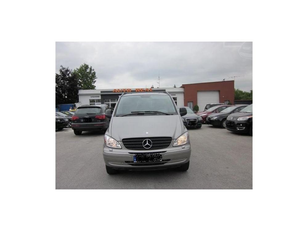 Prodám Mercedes-Benz Vito 11502,20CDI 4x4