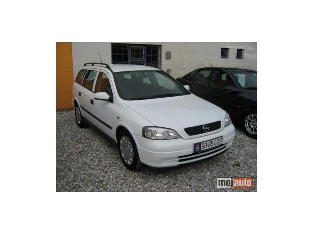 Prodám Opel Astra 1.7DTI